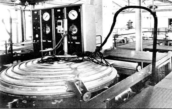 INFRAFOURS 为航空工业生产了用于钎焊的第一台真空工业炉